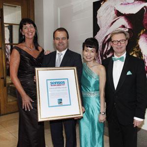 El Gran Hotel Atlantis Bahía Real recibe el Premio a la Excelencia como mejor hotel de Europa