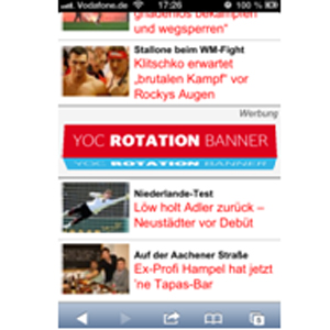 YOC introduce en el mercado español dos nuevos formatos publicitarios para smartphones