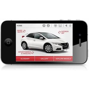 Un 20% de las visitas a concesionarios se efectúa a través del móvil