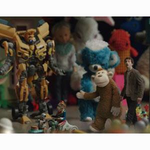 Barclaycard crea una juguetería mágica en su última campaña para impulsar los pagos a través del móvil