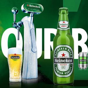 Heineken busca agencia para su cuenta digital global