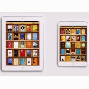 """""""Fotos"""" y """"Libros"""": los dos nuevos anuncios del iPad Mini que continúan comparándolo con el normal"""