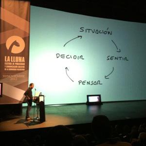 """G. Romero (Bassat Ogilvy) en #LaLluna2012: """"Hay que ayudar a las marcas a ser valientes"""""""