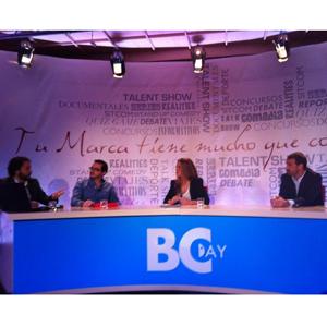 """C. Recio (Antena 3) en #BCDay: """"Todos perseguimos la mejor cuota pero intentamos mostrarlo al espectador sutilmente"""""""