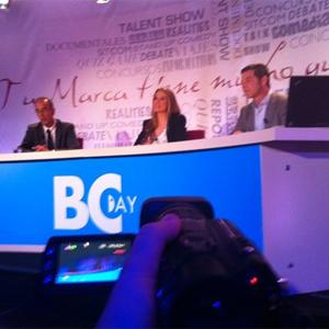 """B. Toscano (Tele5) en #BCDay: """"La producción no produce programas, produce espectadores para venderlos a las agencias"""""""