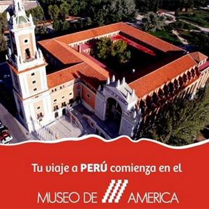 El Museo de América en Madrid ofrece a sus visitantes cuatro rutas que permitirán adentrarse en Perú sin moverse de la capital