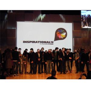 84 campañas finalistas optarán a premio en el #IABInspirational 2012