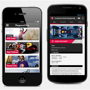 Red Bull lanza una aplicación móvil para aficionados al deporte al aire libre