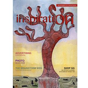 La revista 'Inspiration' vuelve con un número muy otoñal en el que tratan el 'street marketing' en publicidad