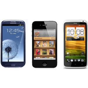 Sólo hay tres compañías de smartphones que son rentables: Apple, Samsung y HTC