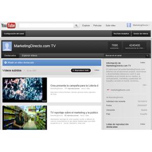 Los 10 vídeos más vistos de 2012 en MarketingDirecto.com TV
