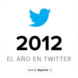 ¿Cuáles han sido las principales tendencias en Twitter este 2012?