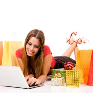 Las ventas de regalos online alcanzarán el 45,5% este año