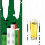 Las botellas de Heineken se convierten ahora en libros