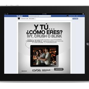 Y tú, ¿cómo eres? Podrás ganar un iPad con LatinStock y Corbis