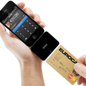 Los pagos mediante el móvil llegan a España de la mano de iZettle