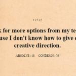 """Los creativos ya tienen a su disposición un confesionario virtual para implorar perdón por sus """"pecados"""""""