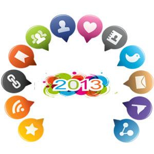 Cómo cumplir sus propósitos de año nuevo con ayuda de las redes sociales