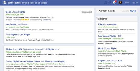 """Por qué los anuncios del nuevo """"Graph Search"""" podrían ser una mina de oro para Facebook"""