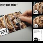 Los 30 anuncios más creativos e impactantes de PETA