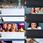 Eche un vistazo al posible nuevo diseño de Facebook