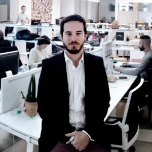 Héctor Saracho, director de estrategia y marca de what if