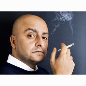 """Amir Kassaei (DDB): """"Si para hacer pensar a la sociedad tengo que ser el jefe 'cabrón', lo seré con gusto"""""""