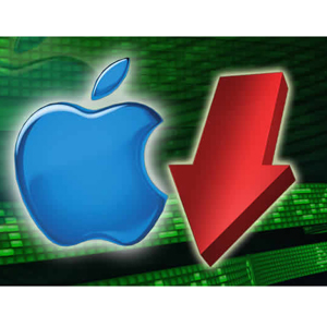 Apple pierde su puesto como la mayor sociedad anónima del mundo