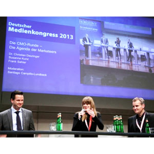"#MedienKongress: los ""marketeros"" y la búsqueda de la fórmula sagrada del ROI"