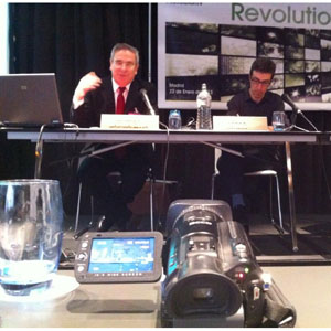 """E. Madinaveitia (Zenith) en #RevolutionTV: """"Ahora cuando un spot tiene un 3% de audiencia ya es un éxito"""""""