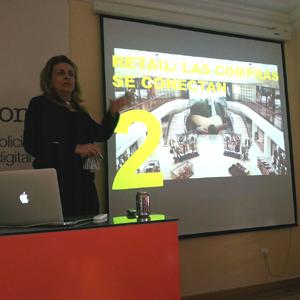 Mónica Deza y el 'smarketing': la evolución del marketing convencional y analógico
