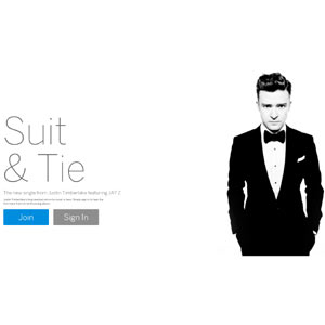 Justin Timberlake canta y se pone elegante para lograr que MySpace resucite de sus cenizas