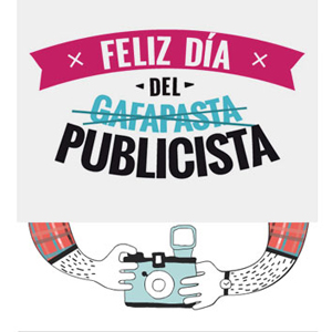 Celebre San Publicito sacando pecho con su #OrgulloPublicista