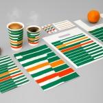 7-Eleven estrena nuevo packaging y lo hace llevando el minimalismo por bandera