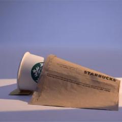 Los lunes pueden ser geniales según la última campaña de Starbucks