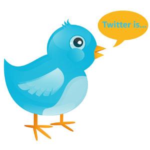 La definición de Twitter en forma de tuit