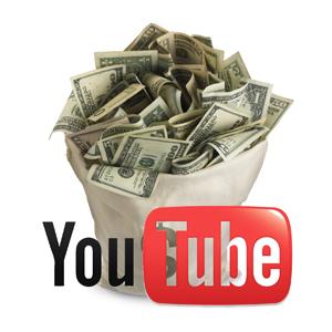 YouTube ingresó un 50% más por publicidad en 2012