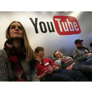 Resultado de imagen de jovenes youtube