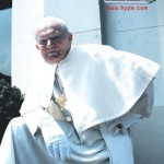 En la publicidad ni el mismísimo Papa se libra de las parodias