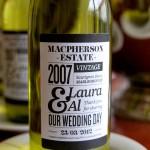 40 etiquetas de vino fermentadas con mucha creatividad