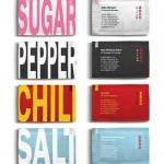 """57 tarjetas de visita con diseños increíblemente """"cool"""""""