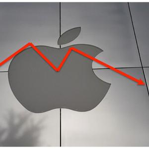 Tim Cook admite que, como a los inversores, tampoco le gusta el declive de Apple en la bolsa