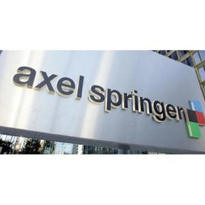 Axel Springer crea un programa para emprendedores en colaboración con una empresa de Silicon Valley