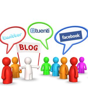 Las empresas ignoran el potencial de los blogs como medios sociales