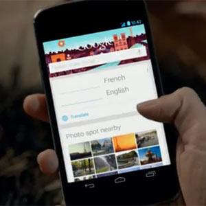 """Google le busca las cosquillas a Apple anunciándose con la """"hermana muda"""" de Siri"""