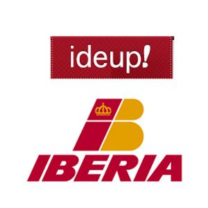 Iberia adjudica su estrategia digital global a Ideup!