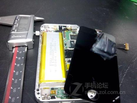 Se filtran unas fotografías del posible nuevo iPhone 5S