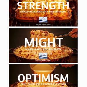 Mantequillas Lurpak hace rugir los estómagos en su último anuncio