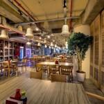 La nueva oficina de Google en Tel Aviv es el sueño de todo empleado...