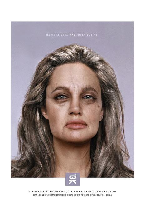 """Cuando la publicidad pasa por el quirófano para ponerse guapa y salen """"engendros"""""""